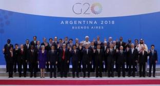Cumbre del G20: primera jornada transcurre en paz