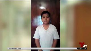 [TLMD - LV] Viral: video de niño con Leucemia; Erick pide ayuda