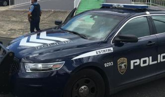 Hombre baleado por agente en medio de incidente