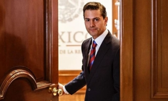 Con emocionado mensaje, Peña Nieto agradece a mexicanos