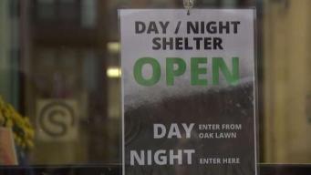 Abren albergues por bajas temperaturas en el Metroplex
