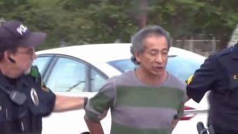 Arrestan a hombre que habría golpeado a policía