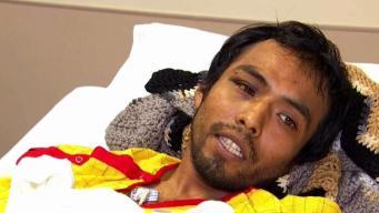 Dallas: Arrestan a sospechoso de agredir a hombre que terminó debajo de tren