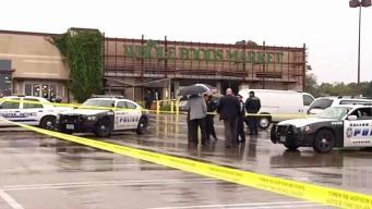 Dallas: Investigan tiroteo en estacionamiento de supermercado