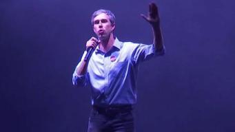 Beto O'Rourke y su popularidad en Texas