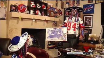 Cáncer no será impedimento para fanático de NFL