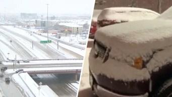 En video: nevada histórica cubre el oeste de Texas
