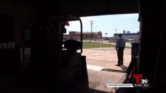 Construcción de puente en Fort Worth afecta a negocios