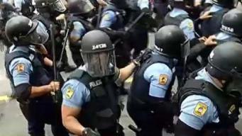 Devastador informe sobre actuaciones de la Policía