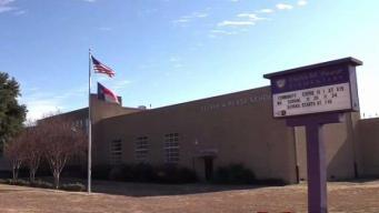 Disparo en escuela de Dallas causa preocupación