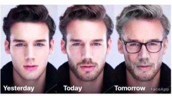 El controversial Faceapp
