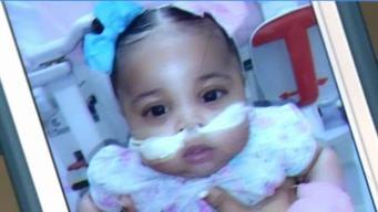 En Fort Worth: Bebé lucha por su vida