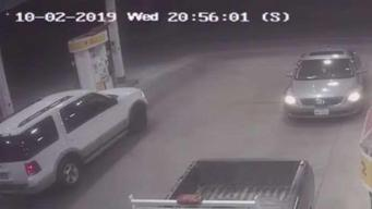 En Haltom City: en segundos le roban su camioneta