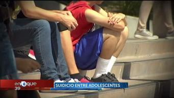 Enfoque 39: Suicidio entre adolescentes