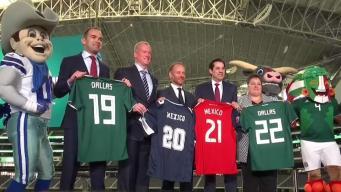 Estadio de los Cowboys será la casa oficial del TRI