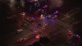 Choque deja dos policías de Dallas hospitalizados