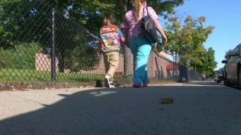 En Dallas: niña se sale de la escuela y nadie se percató