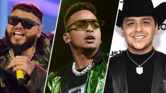 "Telemundo anuncia primer grupo de artistas para los ""Latin AMAs"""