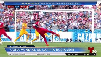 A punto de finalizar la Copa Mundial de la FIFA 2018