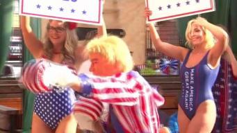 Fort Worth: Apoyan reelección del presidente Trump