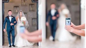 Foto se vuelve viral por enojo y reclamo de fotógrafa