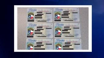Lanzan advertencia por licencias falsas en el norte de Texas
