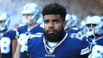 Elliott retira apelación y seguirá sin jugar con Cowboys