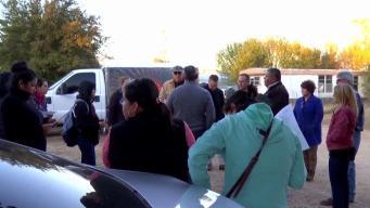 Horas inciertas por suministro de agua para residentes de Denton