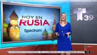 Hoy en Rusia: se reanuda actividad en la Copa Mundial de la FIFA 2018