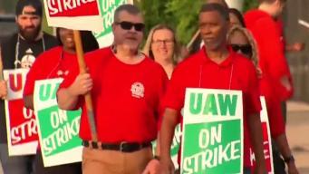 Empleados en Arlington se unen a la huelga contra GM