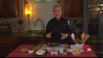 Ingredientes para preparar una rica tarta de queso perfecta para Easter