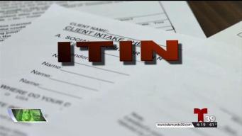 ITIN vencido significa que no podrá declarar impuestos