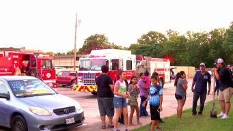 Incendio en Irving provoca pánico en un complejo