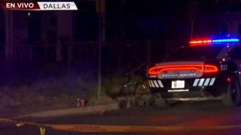 Investigan mortal balacera en Dallas