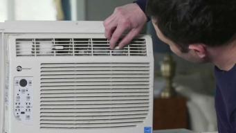 Ofrecen gratis unidades de aire acondicionado en Dallas