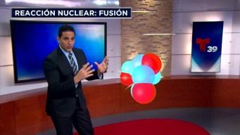 ¿Qué es una reacción nuclear y cómo se relaciona a la bomba nuclear?