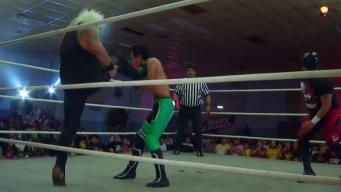 Lucha Libre Mexicana en Fort Worth
