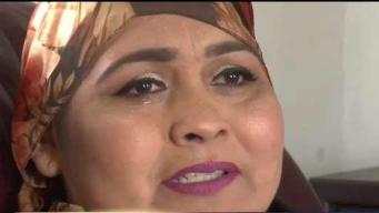 Madre espera milagro tras ser diagnosticada con cáncer