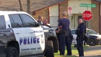 Momentos de tensión tras operativo policial en Dallas