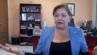 """""""Preocupantes"""" declaraciones de Norma Burgos"""
