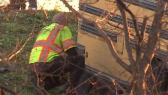Nuevos detalles tras accidente de autobús en Dallas
