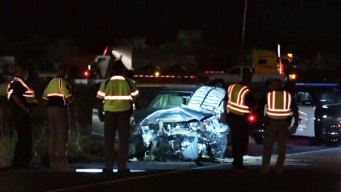 Tres muertos, dos heridos: Víctimas de accidente en Fort Worth