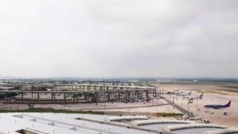 Revelan plan para construir terminal en aeropuerto DFW