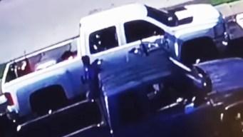Fort Worth: Captan a hombre robando equipo de jardinería