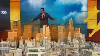 """¿Relación entre altas temperaturas y el aire """"estancado""""?"""
