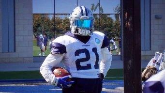 Ezekiel Elliot, la bala terrestre de los Dallas Cowboys
