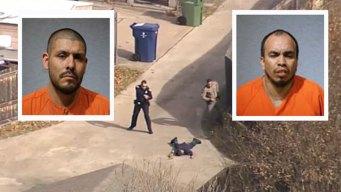 Arrestados tras persecución por carro robado en Garland
