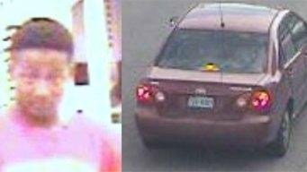 Buscan a presunto ladrón de tienda Target en Dallas