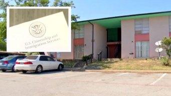 Alarma en Dallas por supuestas cartas de inmigración