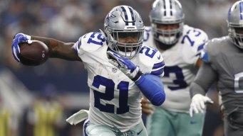Dallas Cowboys: Primer equipo en donar a víctimas de El Paso
